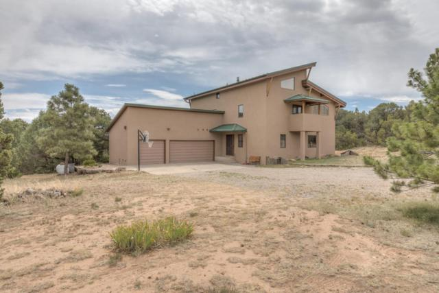 57 Pine Ridge Road, Sandia Park, NM 87047 (MLS #926058) :: Campbell & Campbell Real Estate Services