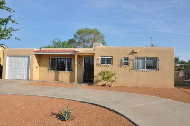 3614 Headingly Avenue NE, Albuquerque, NM 87110 (MLS #926129) :: Campbell & Campbell Real Estate Services