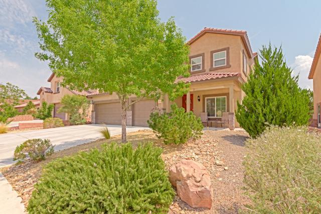 38 Monte Vista Drive NE, Rio Rancho, NM 87124 (MLS #926132) :: The Bigelow Team / Realty One of New Mexico