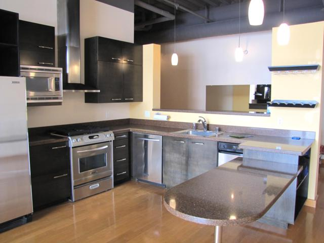 100 Gold Avenue #406, Albuquerque, NM 87102 (MLS #926250) :: Campbell & Campbell Real Estate Services