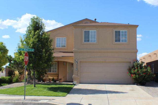 3303 Flat Iron Road NE, Rio Rancho, NM 87144 (MLS #926292) :: Campbell & Campbell Real Estate Services