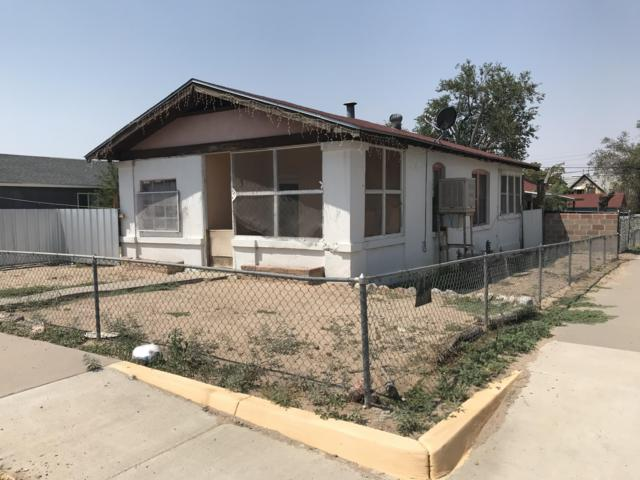 1101 Walter Street SE, Albuquerque, NM 87102 (MLS #926379) :: Campbell & Campbell Real Estate Services