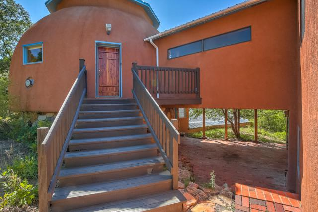 15 Little Dipper Road, Tijeras, NM 87059 (MLS #926419) :: Campbell & Campbell Real Estate Services