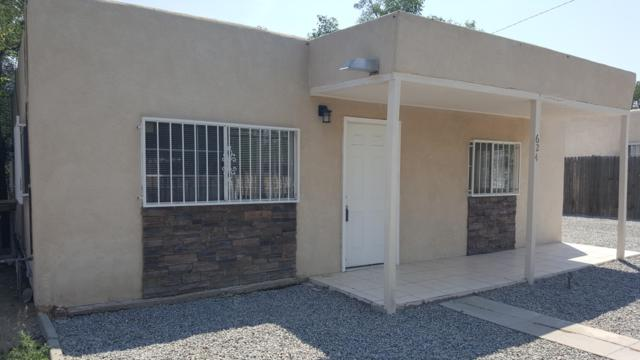 624 Chama Street SE, Albuquerque, NM 87108 (MLS #926538) :: Campbell & Campbell Real Estate Services