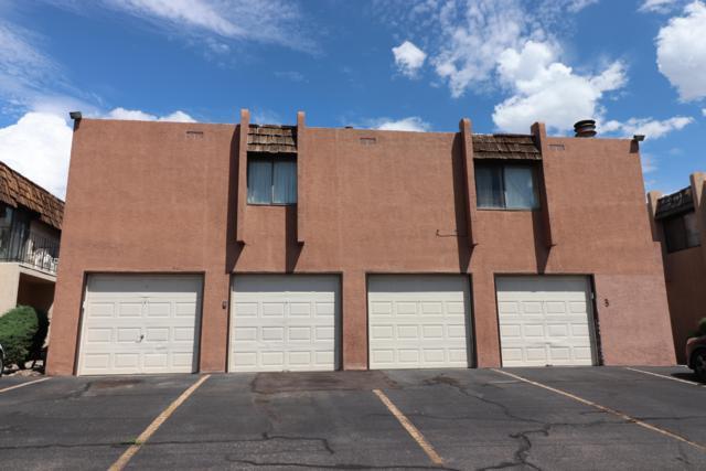 8333 Comanche NE 3-C, Albuquerque, NM 87110 (MLS #926564) :: Campbell & Campbell Real Estate Services