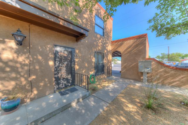 3406 Indian School Road NE A, Albuquerque, NM 87106 (MLS #926867) :: Campbell & Campbell Real Estate Services