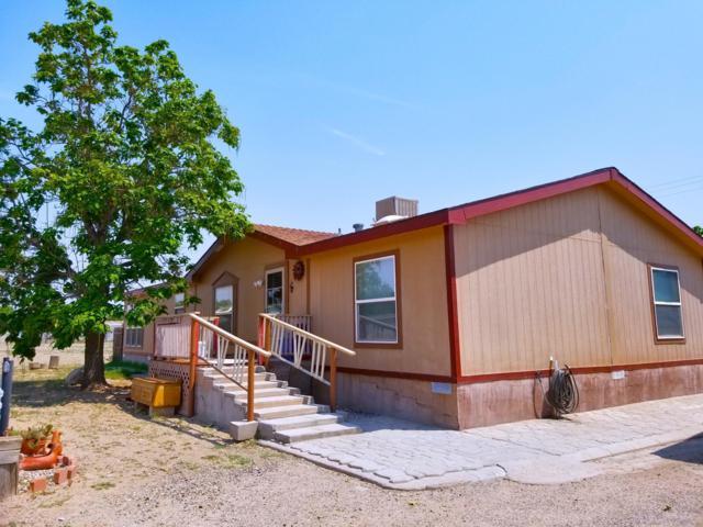 2830 Wendell Road SW, Albuquerque, NM 87121 (MLS #927028) :: The Stratmoen & Mesch Team