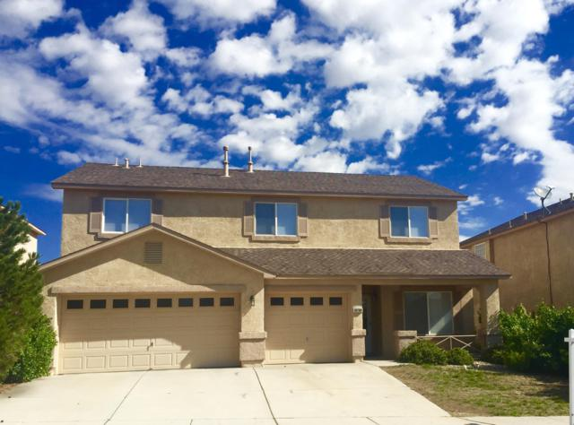 10209 Calle Hermosa Place NW, Albuquerque, NM 87114 (MLS #927132) :: The Bigelow Team / Realty One of New Mexico