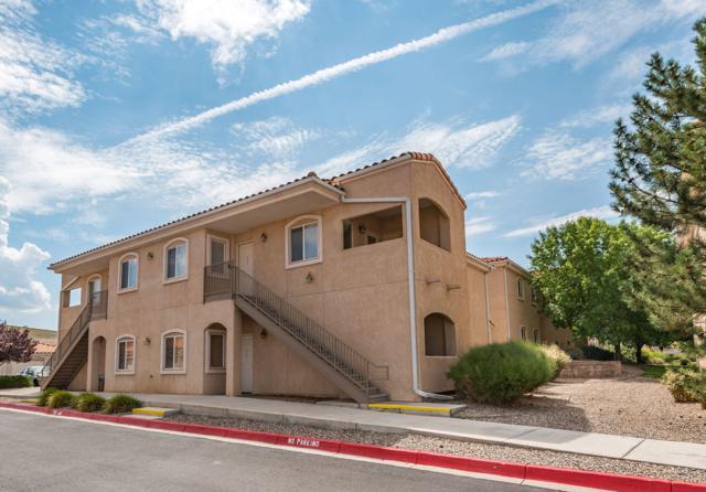 6800 Vista Del Norte Road Apt 2422, Albuquerque, NM 87113 (MLS #927232) :: The Bigelow Team / Realty One of New Mexico