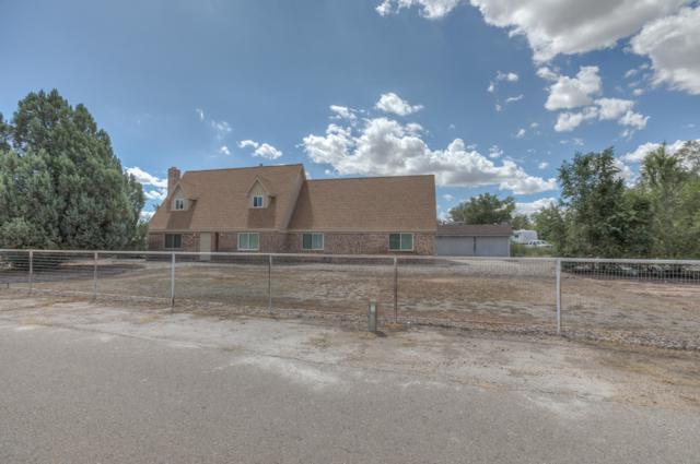 35 Avenida Alegre, Los Lunas, NM 87031 (MLS #927319) :: Campbell & Campbell Real Estate Services