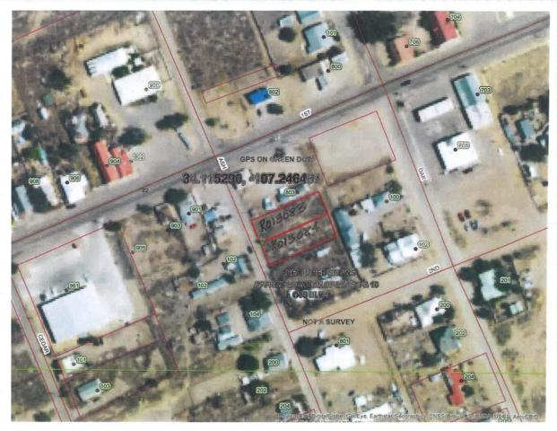 Ash Street, Magdalena, NM 87825 (MLS #927350) :: The Bigelow Team / Realty One of New Mexico
