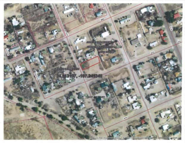 Ash Street, Magdalena, NM 87825 (MLS #927351) :: The Bigelow Team / Realty One of New Mexico