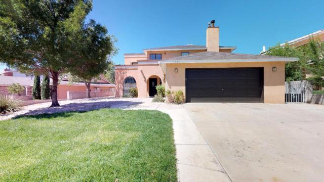 7521 Thornwood Drive NW, Albuquerque, NM 87120 (MLS #927397) :: Campbell & Campbell Real Estate Services