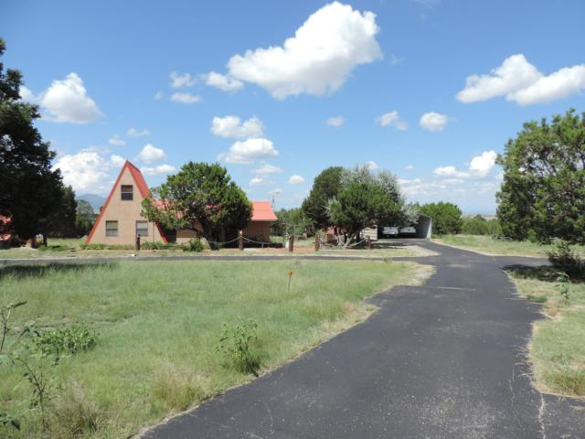 2003 Old Highway 66, Edgewood, NM 87015 (MLS #927495) :: Campbell & Campbell Real Estate Services