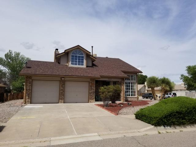 7115 Portulaca Drive NW, Albuquerque, NM 87120 (MLS #927750) :: Campbell & Campbell Real Estate Services