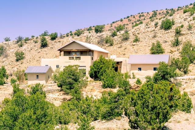 38 Camino De Las Huertas, Placitas, NM 87043 (MLS #927761) :: Campbell & Campbell Real Estate Services