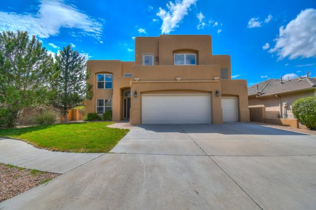 5905 Wildflower Trail NE, Albuquerque, NM 87111 (MLS #927947) :: The Bigelow Team / Realty One of New Mexico