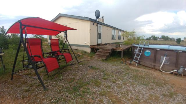 160 Dorthea Road, Moriarty, NM 87035 (MLS #928105) :: Campbell & Campbell Real Estate Services