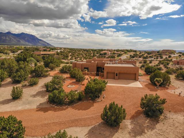 77 Tierra Madre Road, Placitas, NM 87043 (MLS #928122) :: Your Casa Team