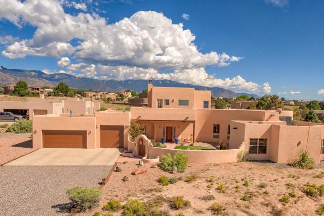 8200 Beverly Hills Avenue, Albuquerque, NM 87122 (MLS #928154) :: Your Casa Team