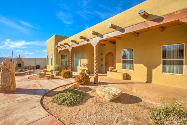 11501 Ranchitos Avenue NE, Albuquerque, NM 87122 (MLS #928270) :: Your Casa Team