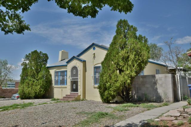1401 Silver Avenue SE, Albuquerque, NM 87106 (MLS #928271) :: Campbell & Campbell Real Estate Services