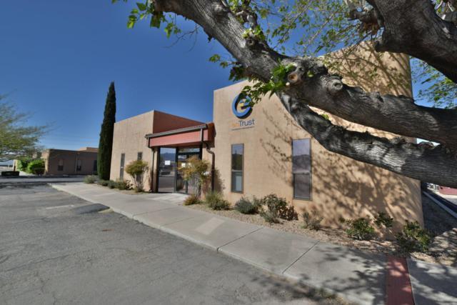 2823 Richmond Drive NE, Albuquerque, NM 87107 (MLS #928375) :: The Bigelow Team / Red Fox Realty