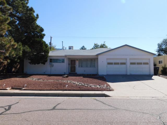 1932 Muriel Street NE, Albuquerque, NM 87112 (MLS #928420) :: The Stratmoen & Mesch Team