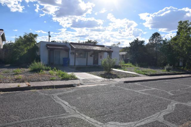 603 Fitch Street, Socorro, NM 87801 (MLS #928484) :: Campbell & Campbell Real Estate Services