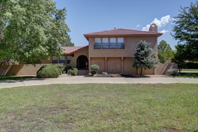6500 Caballero Parkway NW, Los Ranchos, NM 87107 (MLS #928504) :: Your Casa Team