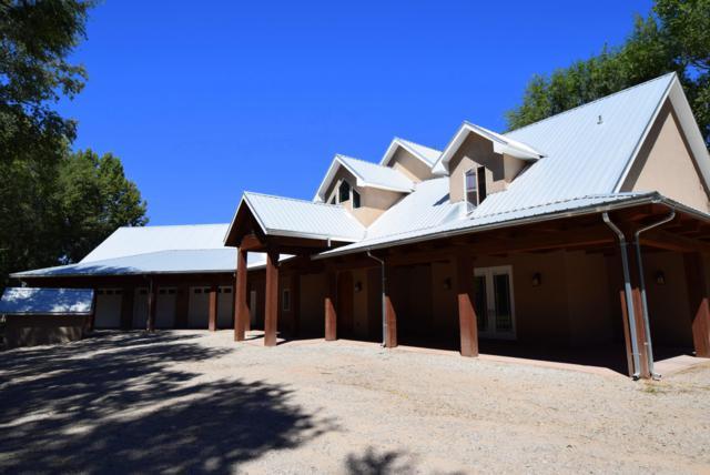 105 Ranchitos Road, Corrales, NM 87048 (MLS #928520) :: Your Casa Team