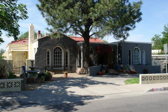 1606 Roma Avenue NE, Albuquerque, NM 87106 (MLS #928549) :: Campbell & Campbell Real Estate Services