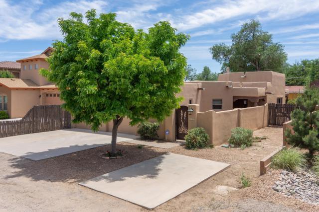 216 Nico Trail NW, Los Ranchos, NM 87114 (MLS #928590) :: Your Casa Team