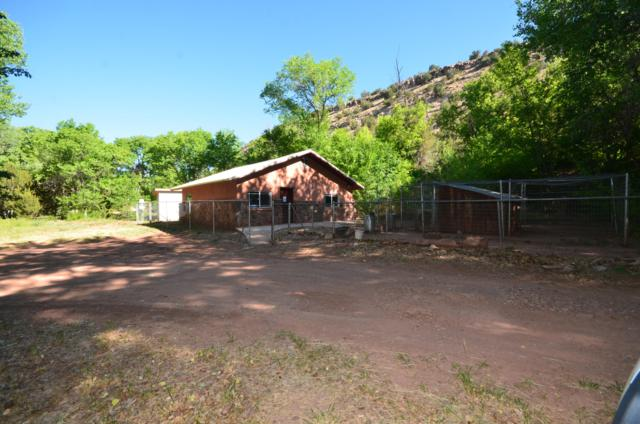 1162 State Highway 3, Villanueva, NM 87583 (MLS #928696) :: Campbell & Campbell Real Estate Services