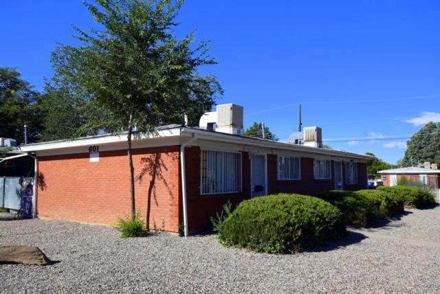 601 Grove Street SE, Albuquerque, NM 87108 (MLS #928724) :: Campbell & Campbell Real Estate Services