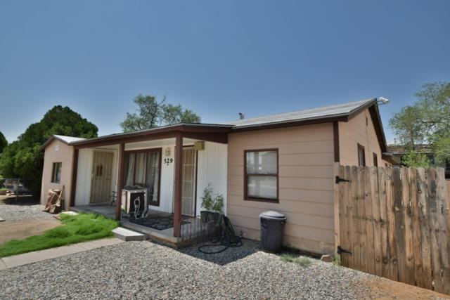 529 Alvarado Drive SE, Albuquerque, NM 87108 (MLS #928756) :: Campbell & Campbell Real Estate Services