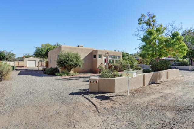 331 Tyler Road NW, Los Ranchos, NM 87107 (MLS #928759) :: Your Casa Team