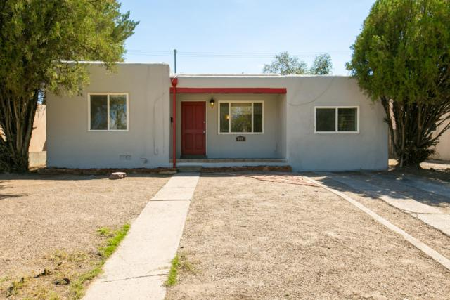 4814 Crest Avenue SE, Albuquerque, NM 87108 (MLS #928814) :: Your Casa Team