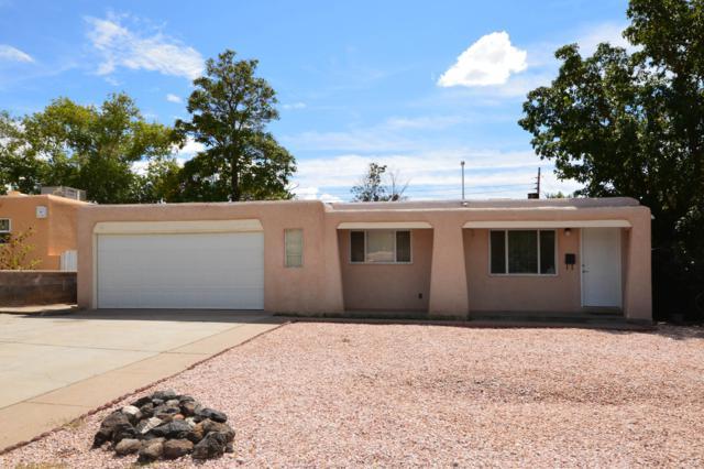 10004 Matthew Avenue NE, Albuquerque, NM 87112 (MLS #928870) :: Your Casa Team