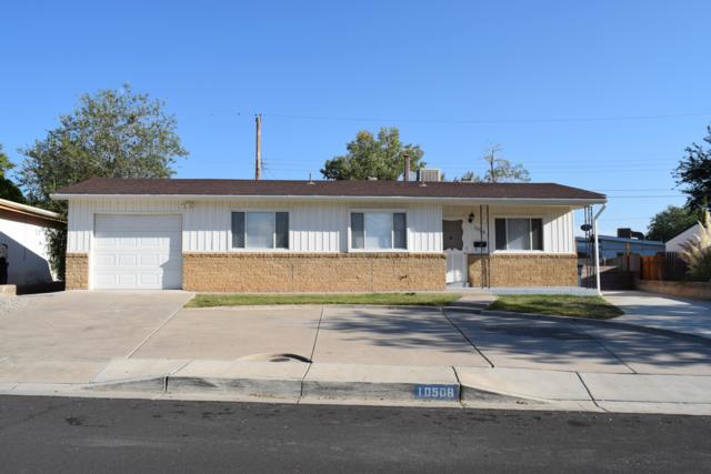10508 Princess Jeanne Avenue NE, Albuquerque, NM 87112 (MLS #928920) :: Your Casa Team