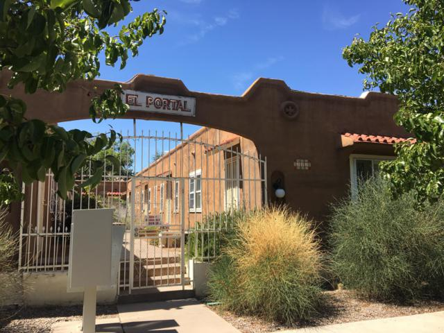 323 11Th Street NW, Albuquerque, NM 87102 (MLS #928929) :: Campbell & Campbell Real Estate Services