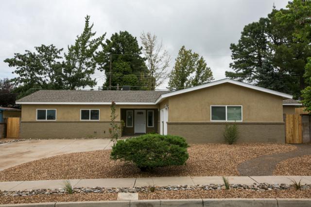 8801 Aspen Avenue NE, Albuquerque, NM 87112 (MLS #928937) :: Your Casa Team