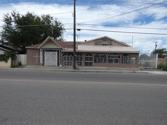 2109 William Street SE, Albuquerque, NM 87102 (MLS #928958) :: Campbell & Campbell Real Estate Services