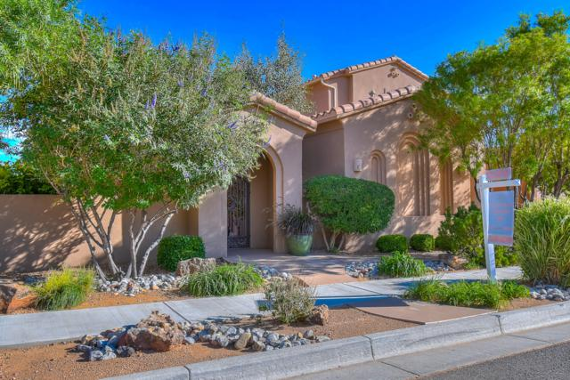2717 La Luz Cir NE, Rio Rancho, NM 87144 (MLS #928970) :: Campbell & Campbell Real Estate Services