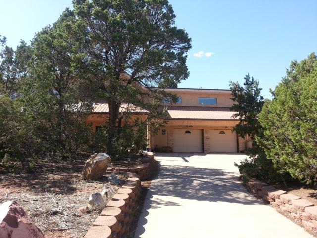 5 Pine View Place, Tijeras, NM 87059 (MLS #928980) :: Your Casa Team
