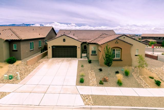 4103 Pico Norte NE, Rio Rancho, NM 87124 (MLS #928989) :: The Stratmoen & Mesch Team