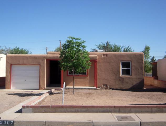 5007 Southern Avenue SE, Albuquerque, NM 87108 (MLS #929003) :: Your Casa Team