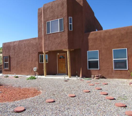 4405 Riata Trail, Rio Rancho, NM 87124 (MLS #929017) :: Your Casa Team