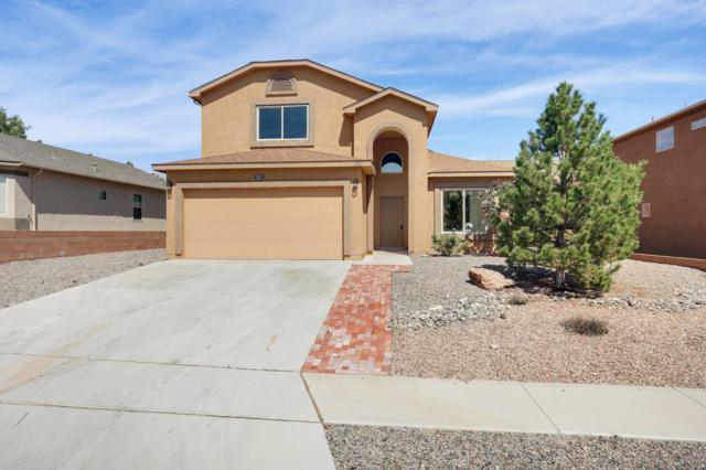 2037 Ensenada Circle SE, Rio Rancho, NM 87124 (MLS #929034) :: Your Casa Team