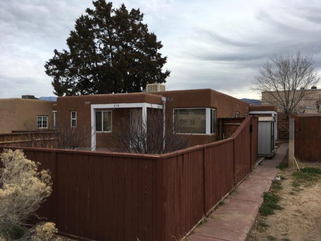 316 Truman Street NE, Albuquerque, NM 87108 (MLS #929035) :: Silesha & Company